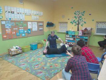 Szkolimy się dla naszych przedszkolaków – pierwsza pomoc