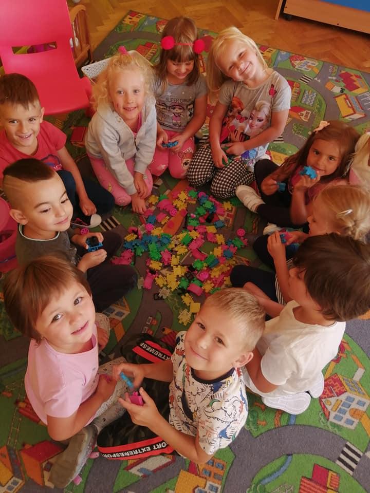 Zaczynamy nowy rok przedszkolny :)